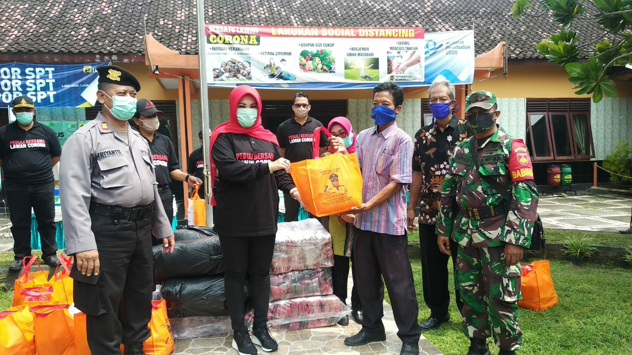 Klaten Terapkan Gerakan Wajib Memakai Masker