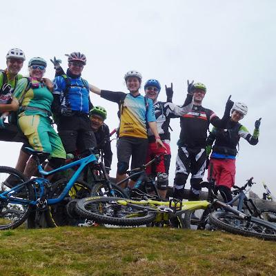 Ladykracher Tag 4 Tschilli- & Fontana Trail