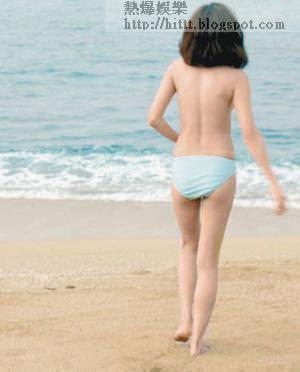 陳意涵拍攝全裸戲時毫無扭擰,被導演大讚專業。