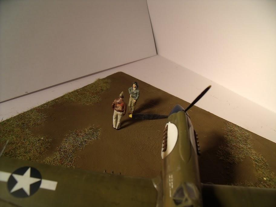 [Hasegawa] Curtiss P-40N Warhawk GEDC1228