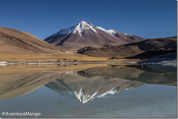 Vulcão Miñiques - Chile