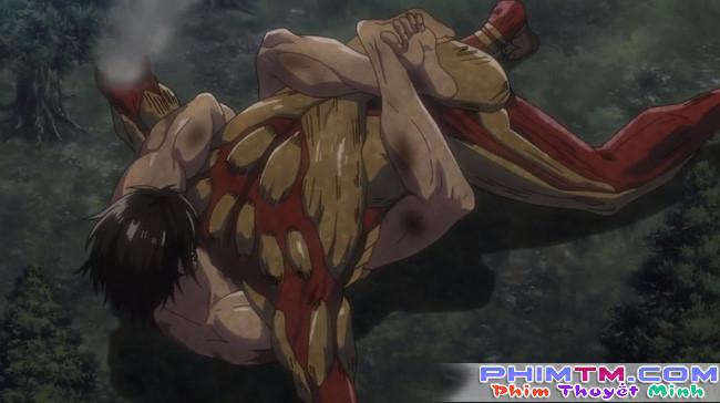 Attack on Titan 2: Hóa thành Titan, Eren vẫn bị hành sấp mặt - Ảnh 12.