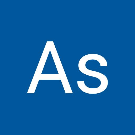 As As