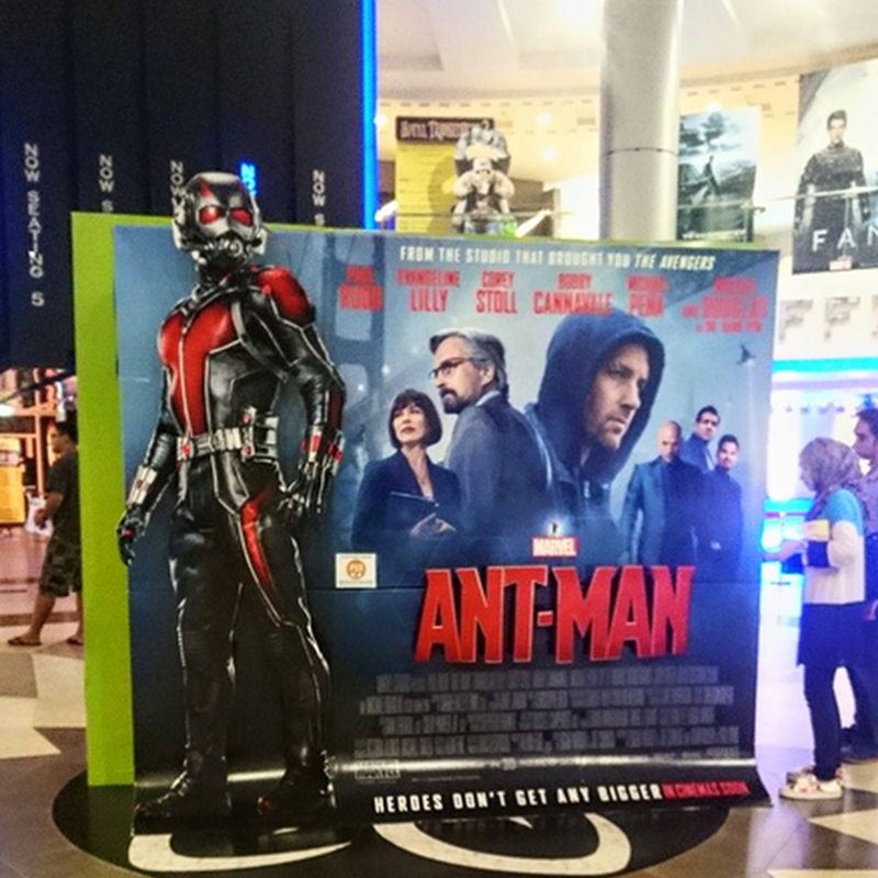 Review Filem :  Ant MAn