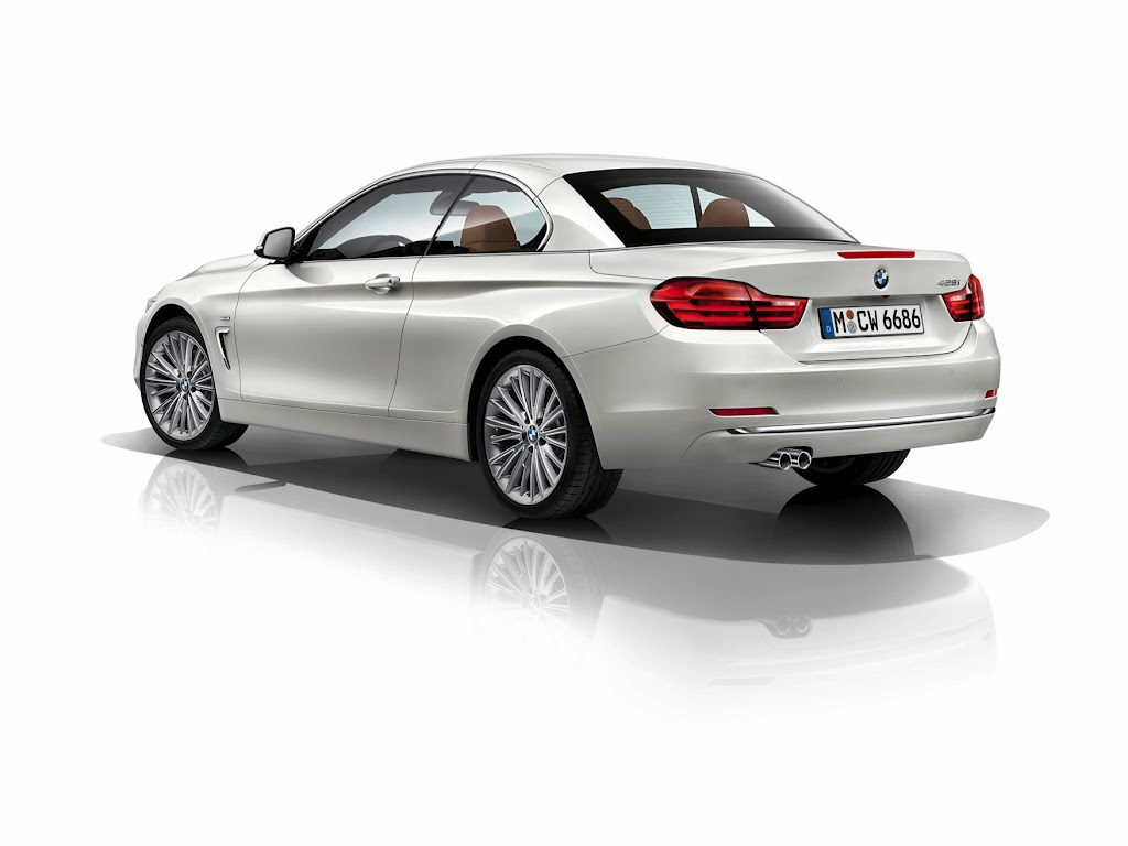 2014 BMW 4 Series Convertible 3589