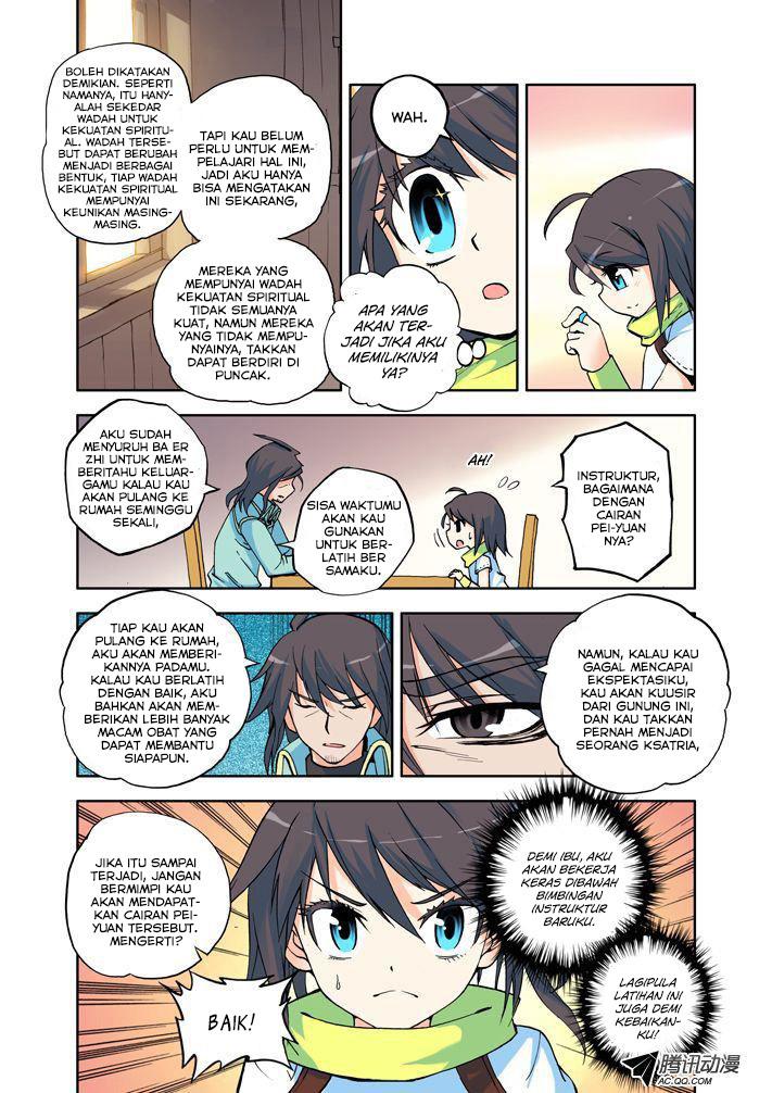 Baca Manga Shen Yin Wang Zuo Chapter 6 Komik Station