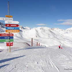 Snowboarding - Val d'Isere 2012
