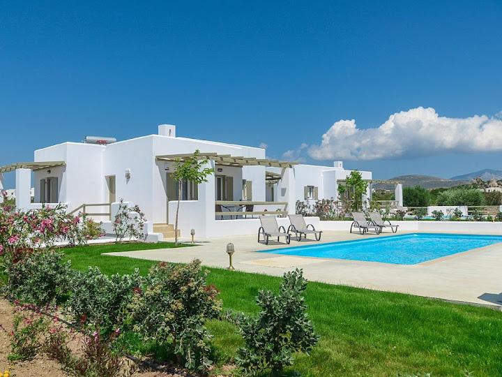 Sea & Olive Villa, Naxos