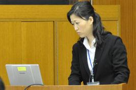 BASセミナー2010 第1回 「分光電気化学測定」 ビー・エー・エス株式会社 博士(工学) 蒋 桂華