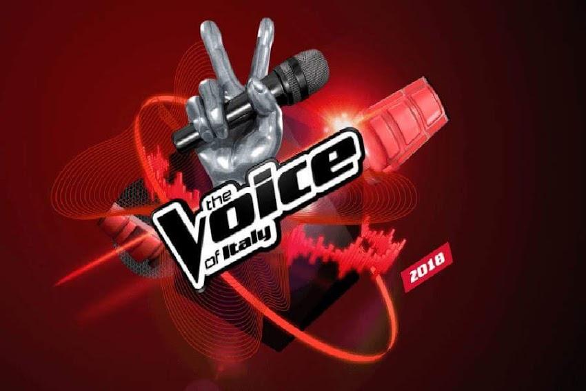 Dal 20 marzo 2018 su RAI DUE ritorna The Voice of Italy