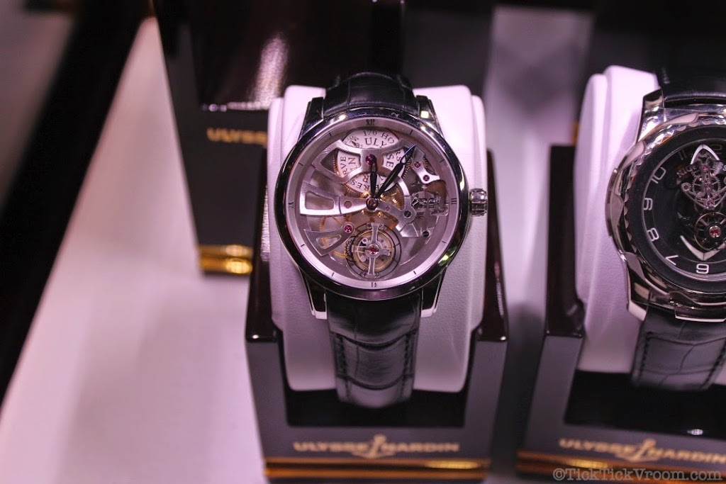 Ulysse Nardin Boca Raton Boutique Capital Grille Dinner 8610