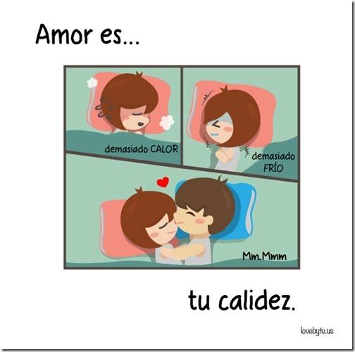 el amor es  (2)