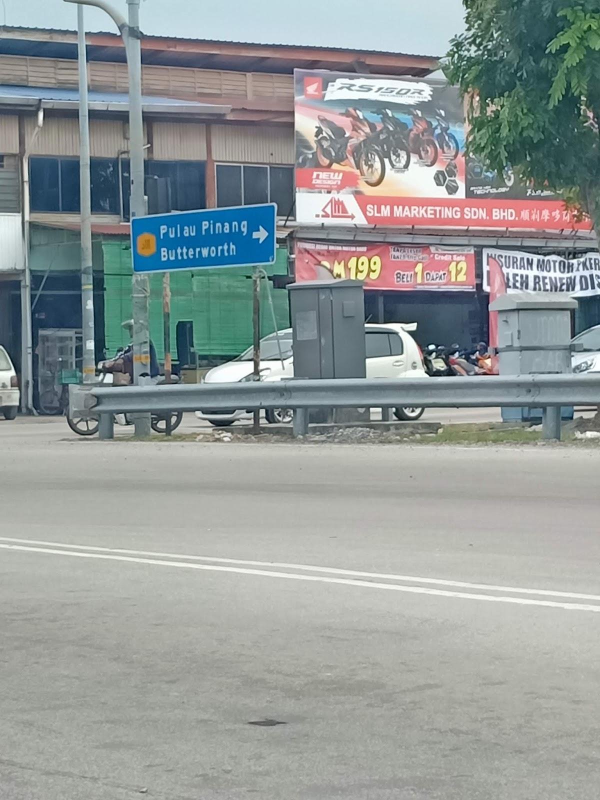 Makan Rojak Tonggek Di Pulau Pinang