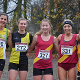 Senior & Junior Women WYXC - Keighley