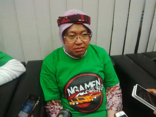 Walikota Surabaya Tri Rismaharini (Kabarjatim)