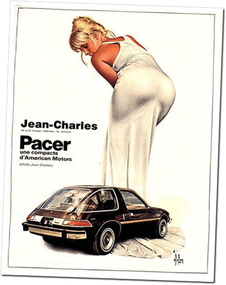 AMC Pacer France - autodimerda.it
