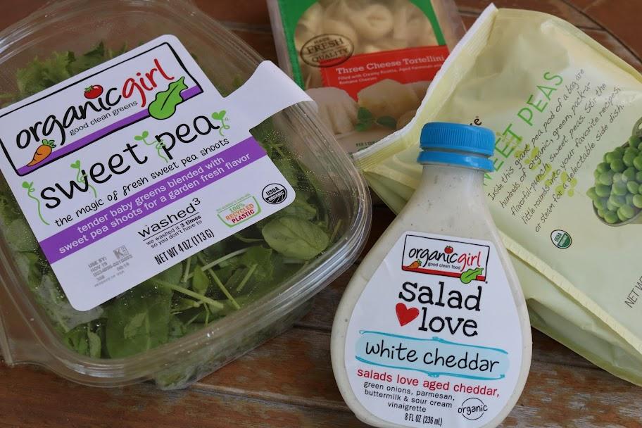 Organicgirl Sweet Pea