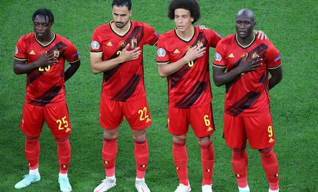 Belgium and Portugal