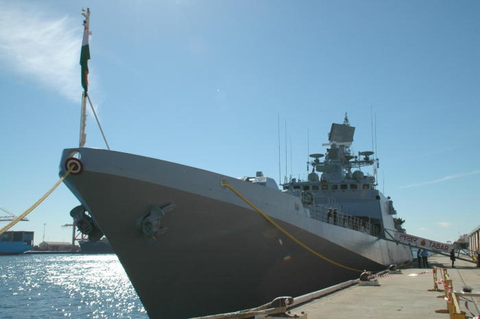 INS Tabar - F44 - Missile Frigate - Indian Navy - 01-TN
