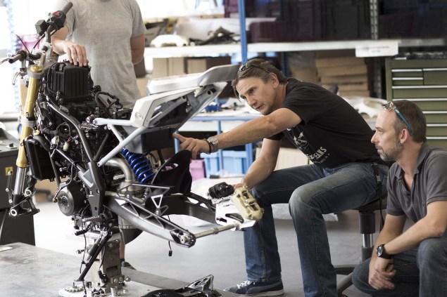 BMW コンセプト・スタントG310を発表