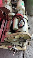 For sale KAN japan 4VS CH48 valve grinding machine 100v 50/60Hz service JAPAN SHIP MACHINE TOOL CO LTD e-mail idealdieselsn@hotmail.com idealdieselsn@gmail.com