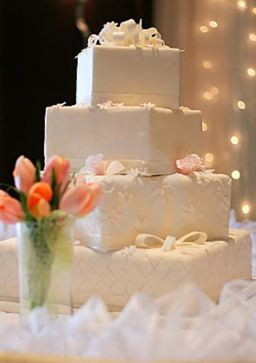 fotos de bolo de casamento