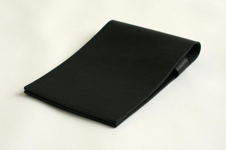 appunto A6: black