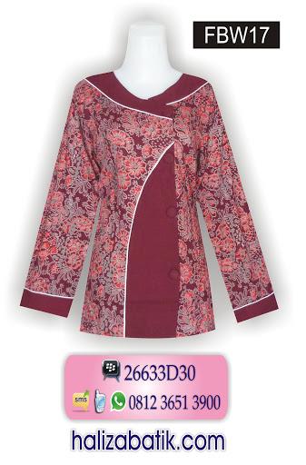 baju batik modern, mode baju batik, toko baju online