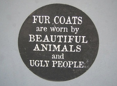Fur Coats Quote