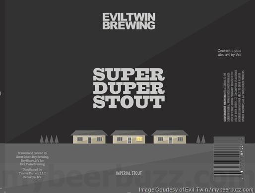 Evil Twin - Super Duper Stout