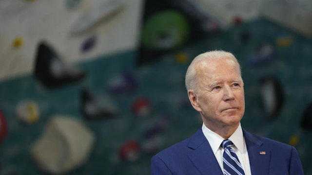 — NEWS — Court Strikes Down Racial, Gender Preferences In Biden's $1.9 Trillion Covid Relief Bill That Discriminated Against Restaurant Owners