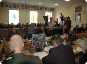 Внеплановое заседание Комиссии по ЧС