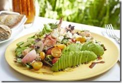 Lobster Salad - Wolfgang Puck at the Hotel Bel Air