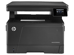 Get HP LaserJet Pro M435nw printer installer program