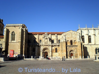 basilica colegiata san isidoro, leon