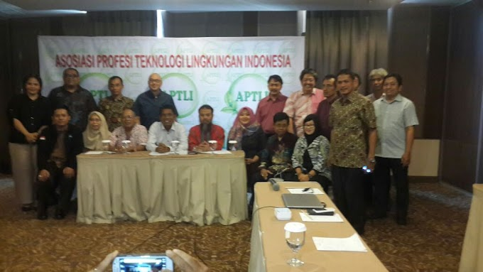 APTLI Deklarasi mewujudkan Indonesia bersih lingkungan