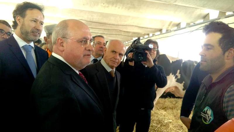 Ministro da Agricultura visita amanhã a Feira Agrícola de Lamego