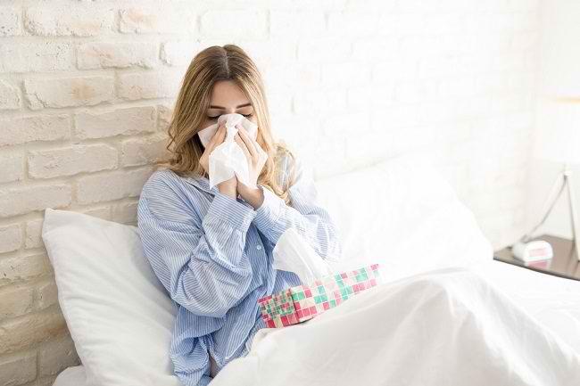 Kopi Mencegah dan Meredakan Flu