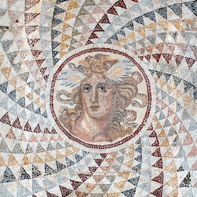 My Photos: Athens, Greece -- Inspiration from Mosaics