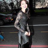 WWW.ENTSIMAGES.COM - Bhavna Limbachia   arriving at      The Asian Awards at Grosvenor House, 86-90 Park Lane, London April 16th 2013                                            Photo Mobis Photos/OIC 0203 174 1069