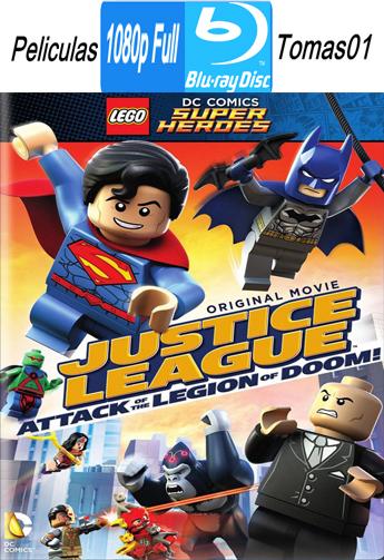 LEGO: Liga de la Justicia, Ataque a la Legión del Mal (2015) BRRipFull 1080p