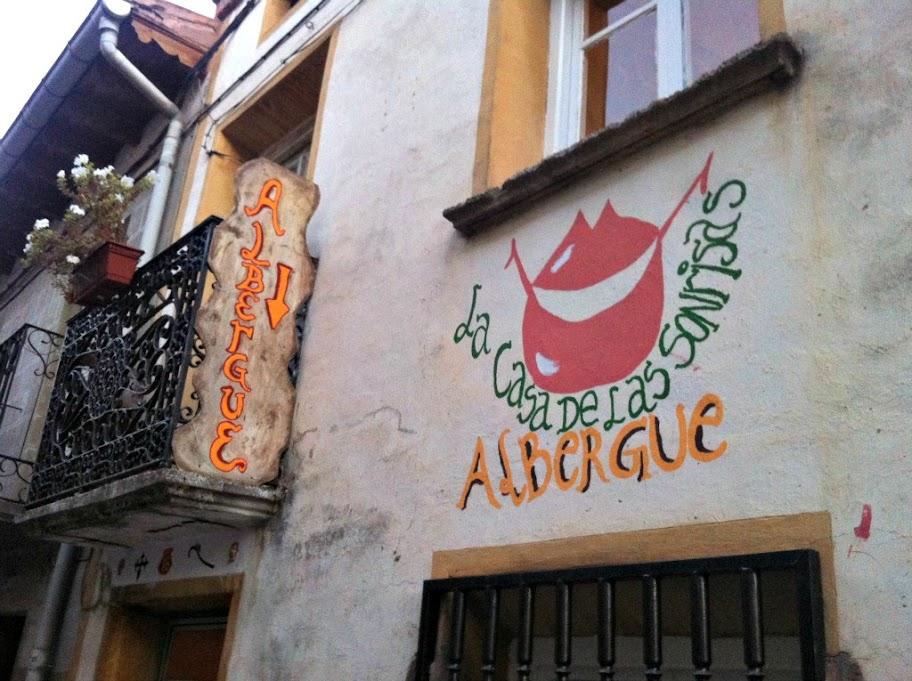 Albergue de peregrinos La Casa de las Sonrisas, Grañón, La Rioja :: Albergues del Camino de Santiago