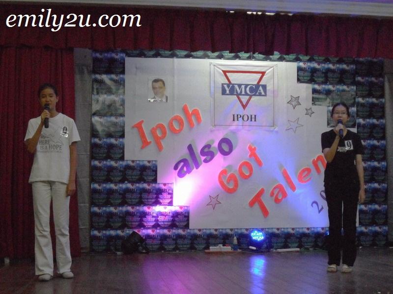 Ipoh Also Got Talent 2011 preliminary round