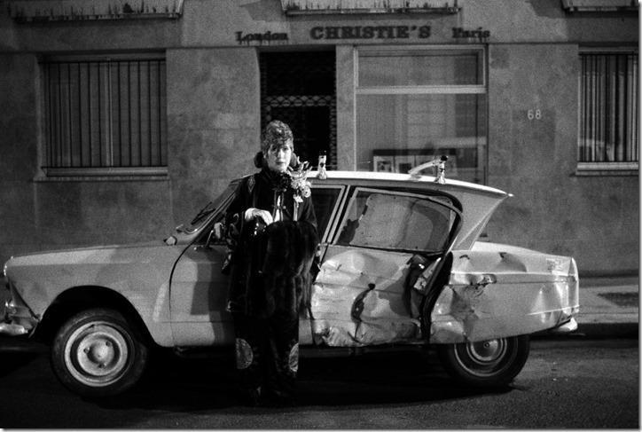 Anna Piaggi,1968 Courtesy Archivio Castaldi