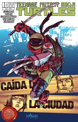 Teenage Mutant Ninja Turtles 025-000