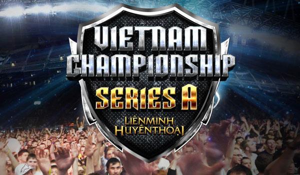 VCS A Mùa Đông 2013: Kết quả tuần thứ nhất 1