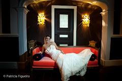 Foto 0219. Marcadores: 20/08/2011, Casamento Monica e Diogo, Fotos de Vestido, Marie Lafayette, Rio de Janeiro, Vestido, Vestido de Noiva