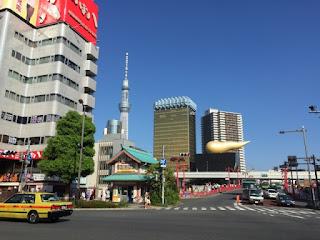 浅草の景色