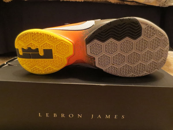 An Additional Look At LeBron Soldier 9 Nike Basketball Academy PE