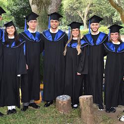 Ceremonia Graduación Clase 2018